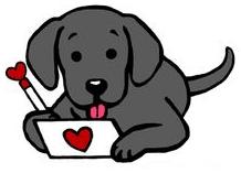 dog-write-note