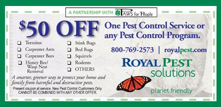 Royal Pest