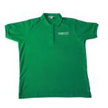 women's green polo