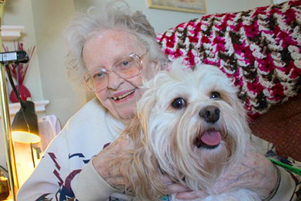 Pets Play Big Part In Senior Living