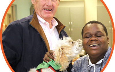 Easterseals Celebrates Volunteers – Both Two and Four-Legged